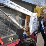 Photo 2 - Mrs International Unveils the CASA Skid Loader at Black Dog Equipment